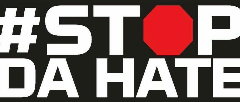 Stop DA Hate Logo