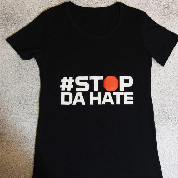 Kids Stop Da HateT Shirts