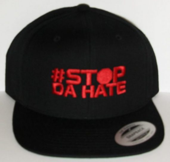 Red And Black Custom Snapbacks