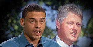 Clinton's Abandoned Son Danney Williams Speaks At Final Presidential Debate