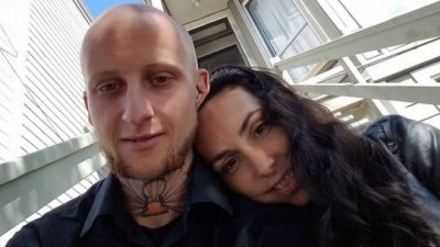Micah Danemayer and Alana Kane. Oakland Fire Missing