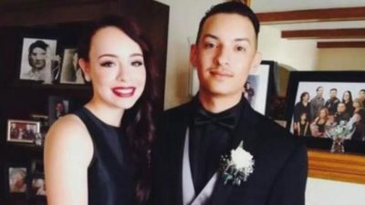 Michela Gregory and Alex Vega, Oakland Fire