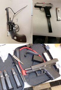 Chicago Gang Raid; Police Arrest 120 Gang Members & Felons