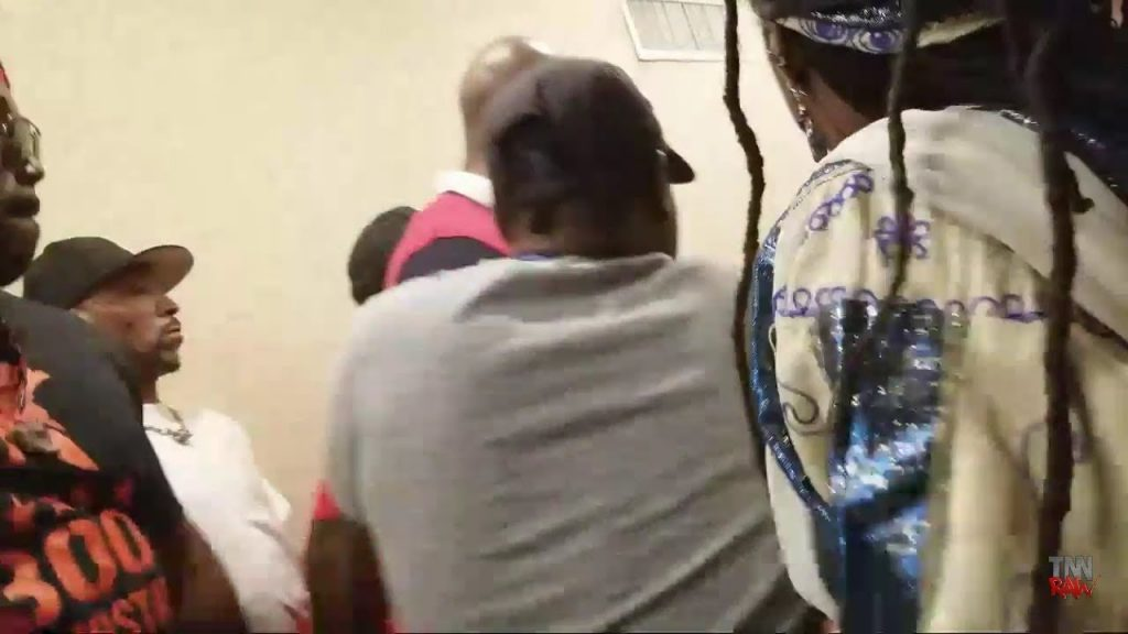 Tommy Sotomayor Gets Punched at Se Neter's Reunion