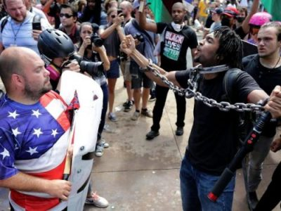 Should The Conscious Community Help Fight White Supremacy In Charlotte?