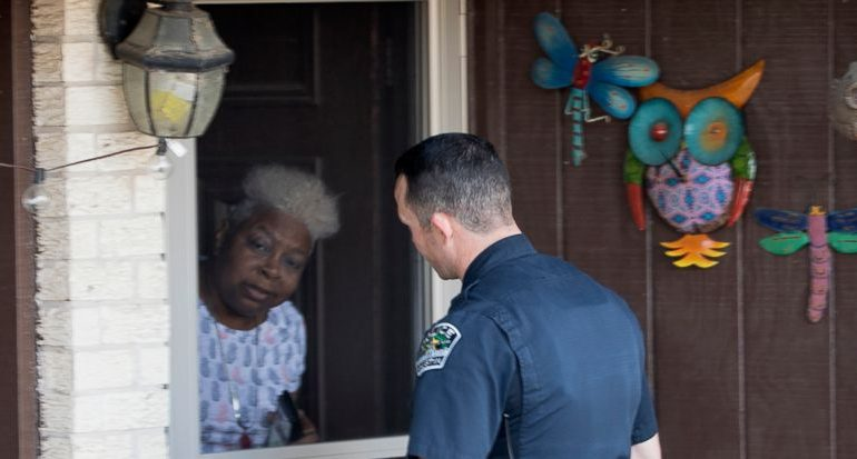Blacks And Hispanics Being Bombed In Austin, Texas