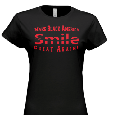 Red and black women American